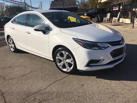 2018 Chevrolet Cruze for sale in Bessemer, AL