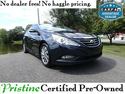 2014 Hyundai Sonata for sale in Smyrna, DE