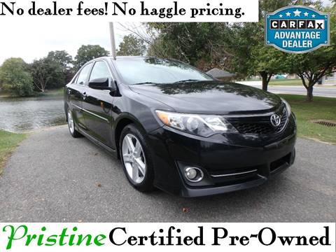 2014 Toyota Camry for sale in Smyrna, DE