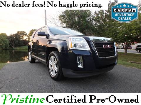 2015 GMC Terrain for sale in Smyrna, DE