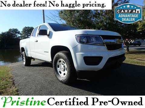 2016 Chevrolet Colorado for sale in Smyrna, DE