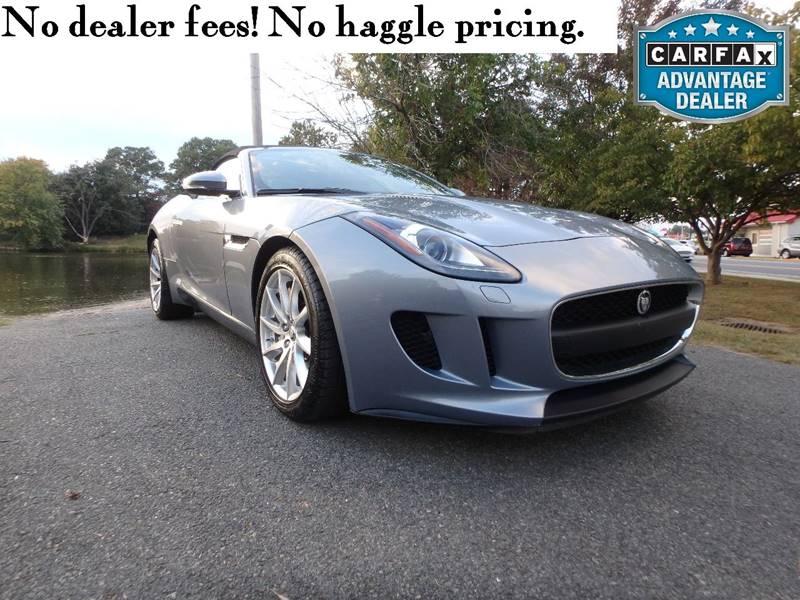 2014 Jaguar F-TYPE for sale at Pristine Motorsports in Smyrna DE