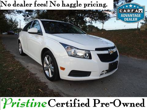2014 Chevrolet Cruze for sale in Smyrna, DE