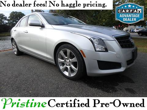 2014 Cadillac ATS for sale in Smyrna, DE