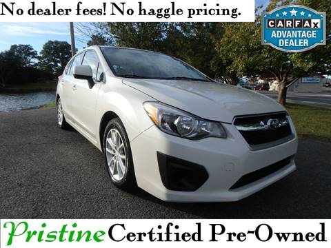 2014 Subaru Impreza for sale in Smyrna, DE