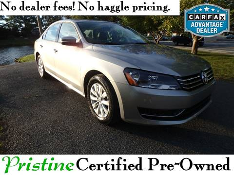2014 Volkswagen Passat for sale in Smyrna, DE