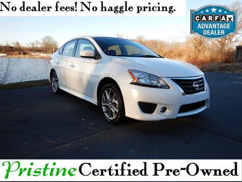 2013 Nissan Sentra for sale in Smyrna, DE