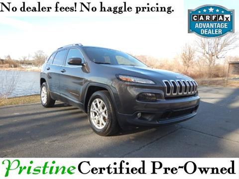 2016 Jeep Cherokee for sale in Smyrna, DE