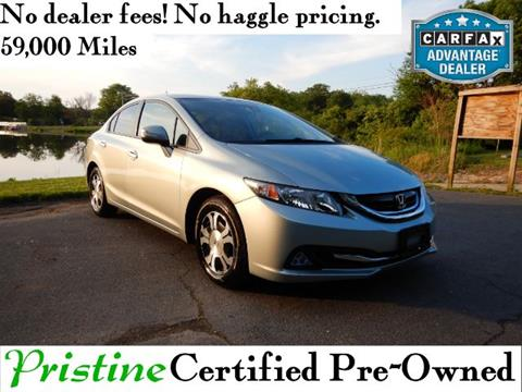 2013 Honda Civic for sale in Smyrna, DE