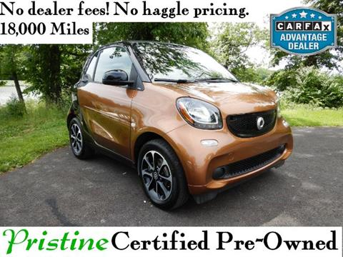 2016 Smart fortwo for sale in Smyrna, DE
