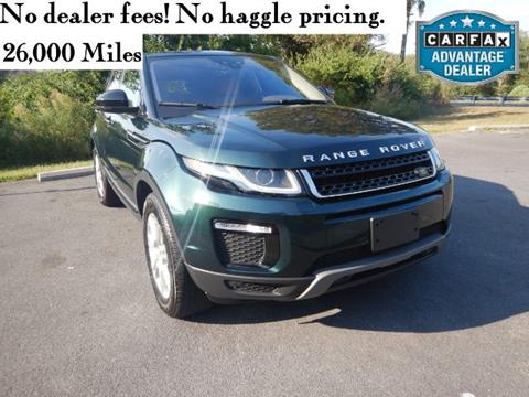 2016 Land Rover Range Rover Evoque for sale in Smyrna, DE