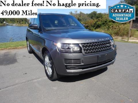 2016 Land Rover Range Rover for sale in Smyrna, DE