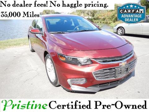 2016 Chevrolet Malibu for sale in Smyrna, DE