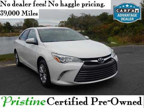 2016 Toyota Camry for sale in Smyrna, DE