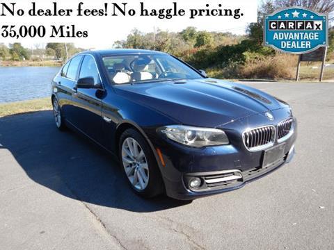 2016 BMW 5 Series for sale in Smyrna, DE