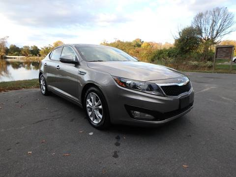 2013 Kia Optima for sale in Smyrna, DE