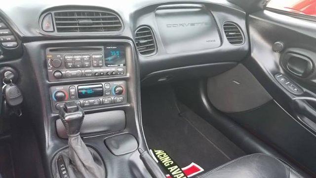 2000 Chevrolet Corvette 2dr Coupe - San Antonio TX
