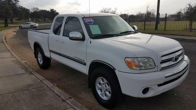 2006 Toyota Tundra SR5 4dr Access Cab SB (4.0L V6 5A) - San Antonio TX