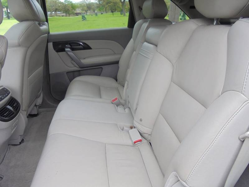 2008 Acura MDX SH-AWD 4dr SUV w/Technology and Entertainment Package - San Antonio TX