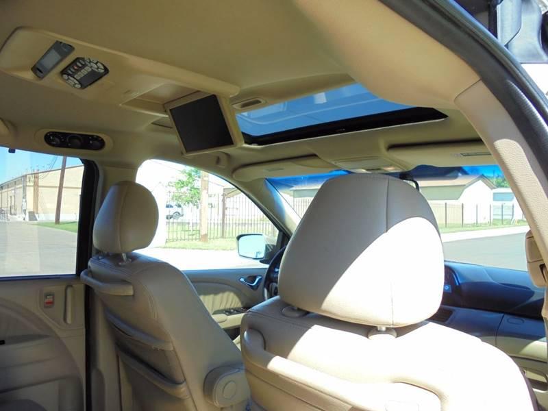 2007 Honda Odyssey EX-L 4dr Mini-Van w/DVD - San Antonio TX