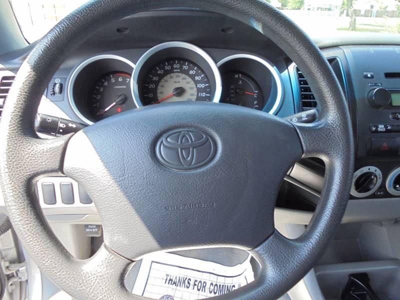 2006 Toyota Tacoma PreRunner V6 4dr Double Cab SB (4L V6 5A) - San Antonio TX