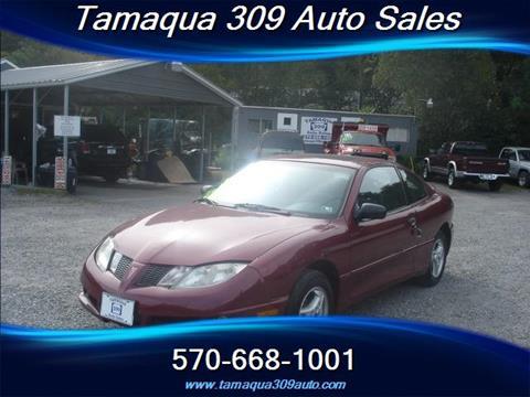 2005 Pontiac Sunfire for sale in Tamaqua, PA
