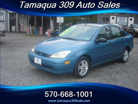 2000 Ford Focus for sale in Tamaqua, PA