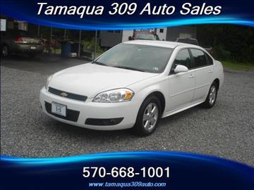 2011 Chevrolet Impala for sale in Tamaqua, PA