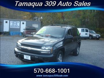 2006 Chevrolet TrailBlazer for sale in Tamaqua, PA