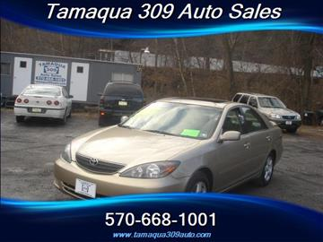 2002 Toyota Camry for sale in Tamaqua, PA