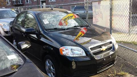 Chevrolet Aveo For Sale In Passaic Nj Royal Auto Sales