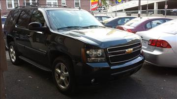 2007 Chevrolet Tahoe for sale in Passaic, NJ