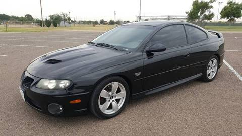 2006 Pontiac GTO for sale in Midland, TX