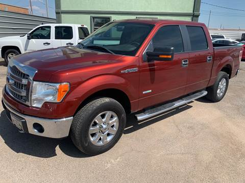 2014 Ford F-150 for sale in Midland, TX