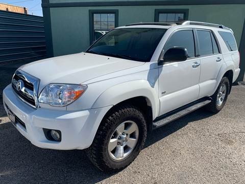 Toyota Of Midland >> 2008 Toyota 4runner For Sale In Midland Tx