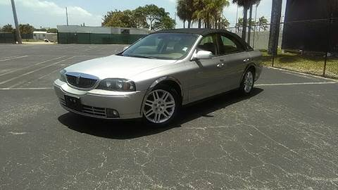 2004 Lincoln LS for sale in Hollywood, FL