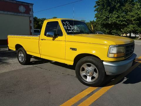 1992 Ford F-250 for sale in Hollywood, FL
