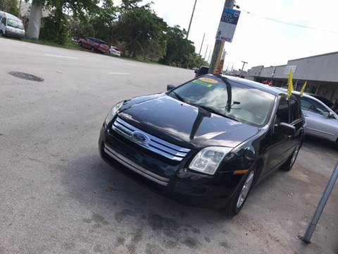 2006 Ford Fusion for sale in Hollywood, FL