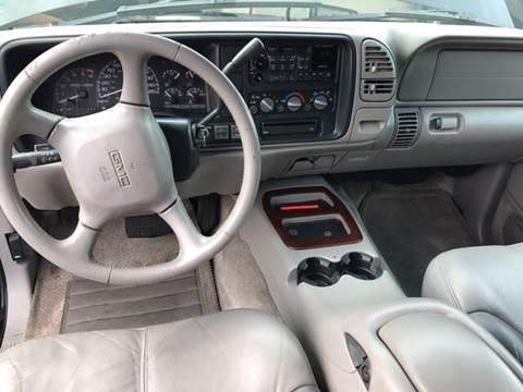 2000 GMC Yukon for sale in Hollywood, FL