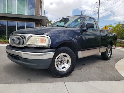1997 Ford F-150 for sale in Hollywood, FL