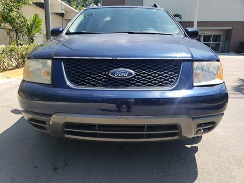 2007 Ford Freestyle for sale in Hollywood, FL