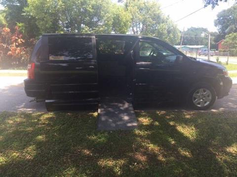 2008 Dodge Grand Caravan for sale at Diversified Auto Sales of Orlando, Inc. in Orlando FL