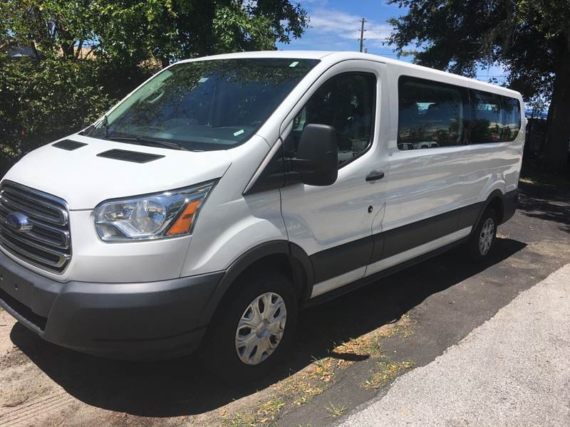 2015 Ford Transit Passenger for sale at Diversified Auto Sales of Orlando, Inc. in Orlando FL