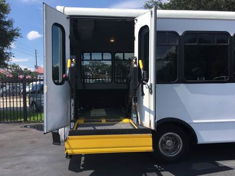 2010 Ford E-Series Chassis for sale at Diversified Auto Sales of Orlando, Inc. in Orlando FL