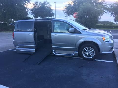 2016 Dodge Grand Caravan for sale at Diversified Auto Sales of Orlando, Inc. in Orlando FL