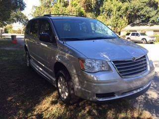 2010 Chrysler Town and Country for sale at Diversified Auto Sales of Orlando, Inc. in Orlando FL