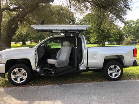2018 Chevrolet Silverado 1500 Custom for sale at Diversified Auto Sales of Orlando, Inc. in Orlando FL