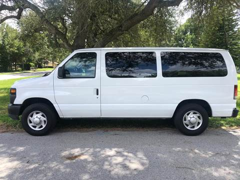 2010 Ford E-Series Wagon for sale in Orlando, FL