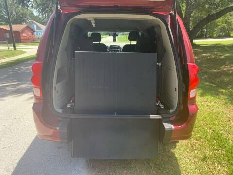 2015 Dodge Grand Caravan SE for sale at Diversified Auto Sales of Orlando, Inc. in Orlando FL