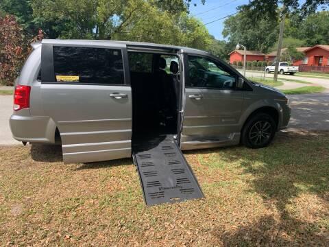 2015 Dodge Grand Caravan SXT for sale at Diversified Auto Sales of Orlando, Inc. in Orlando FL